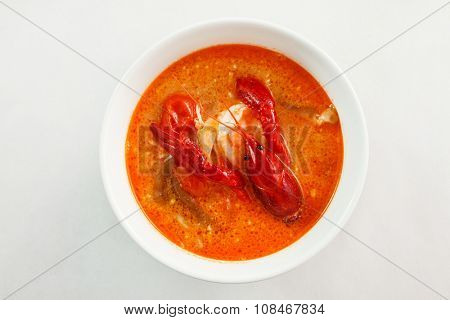 japanese lobster soup