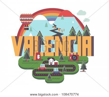 Valencia city in spain is a beautiful destination to visit for tourism.