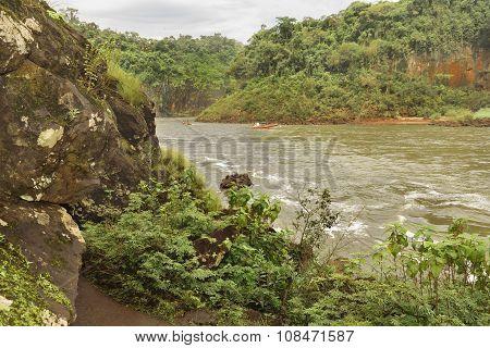 Iguazu Park Landscape