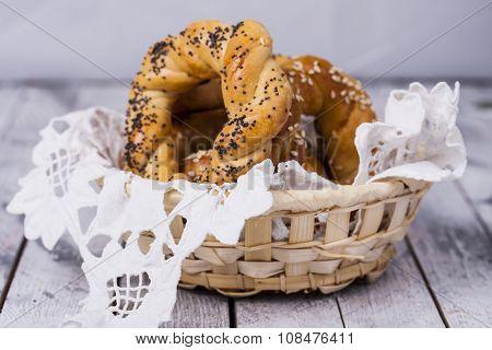 Turkish Bagel, Simit