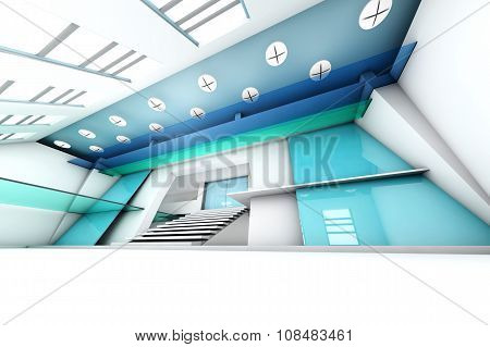 Corporate Entrance Hall