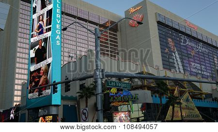 Flamingo Hotel and Casino in Las Vegas, Nevada