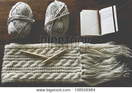 Knitting Arrangment