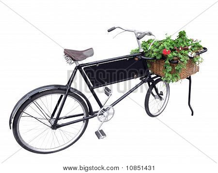 Old Delivery Bike.