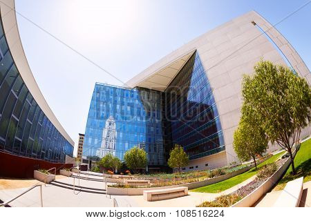 Los Angeles Police Department Headquarters, LA