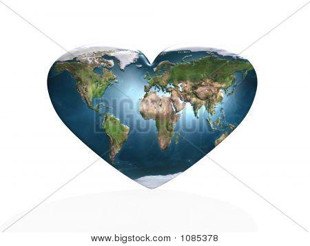 Amor en el planeta tierra
