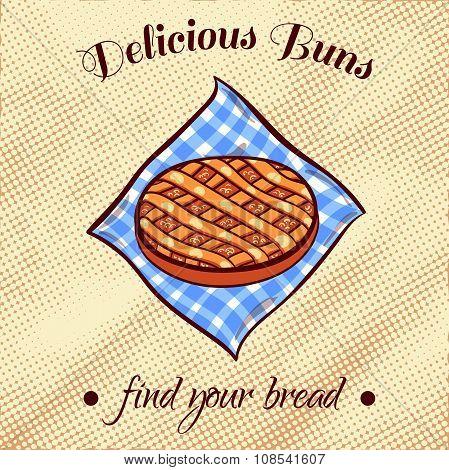 Bread On A Napkin 24