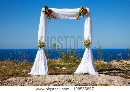 Wedding Ceremony Arc