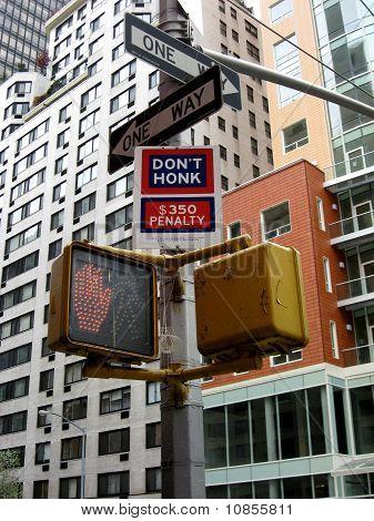 Don't Honk