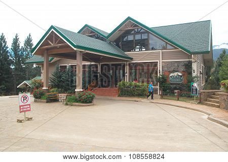 Pinegrove Lodge Mountain Resort in Bukidnon, Philippines