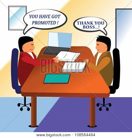 Promotion Of Employee
