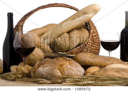 Wine And Bread 3 (12-10)