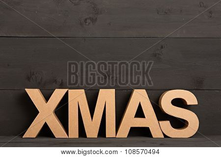 X MAS - christmas card, gift and voucher