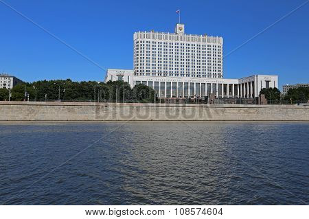 House of Government of the Russian Federation, Moscow