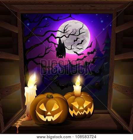 Hallowee Greeting Card