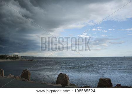Storm Pushing East