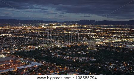 View of Las Vegas