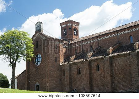 Abbey Of Morimondo (milan)