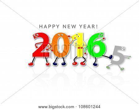 2015-2016 Happy New Year