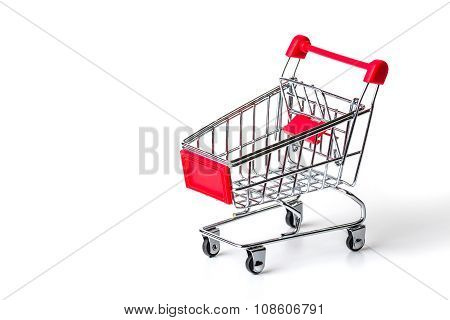 Chrome Shopping Cart