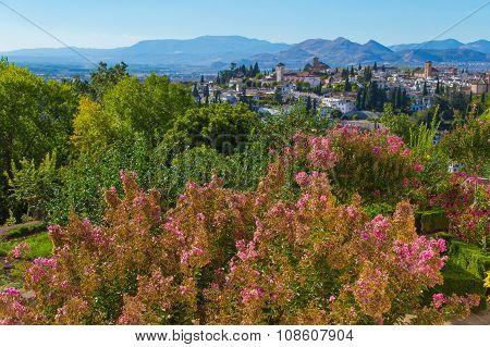 Amazing Granada, Spain.