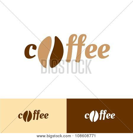 Coffee Word Logo