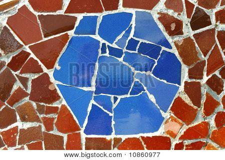 Mosaic Ornament, Barcelona