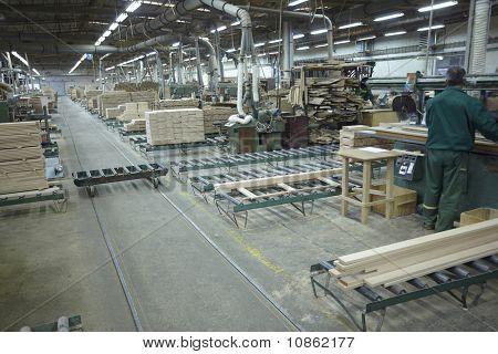 Sawmill Wood Industry