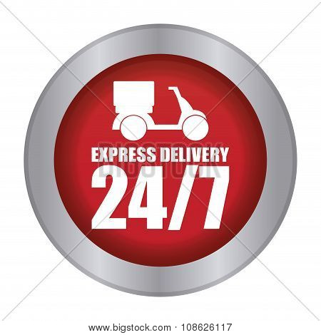 Delivery Label