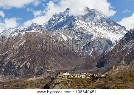 Jharkot Village on the Annapurna Circuit