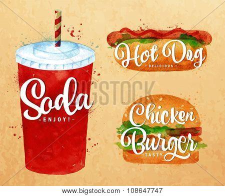 Soda Water Kraft