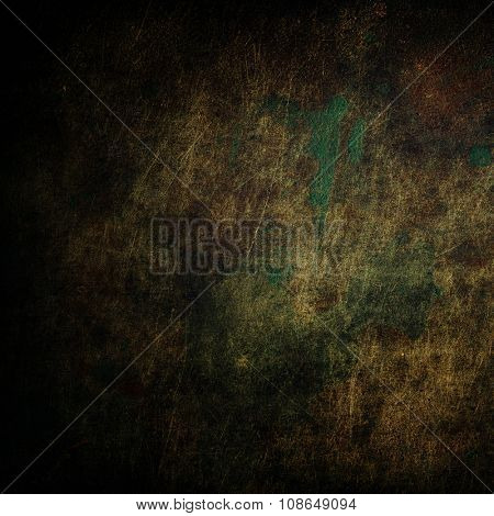 grunge scratched background texture.