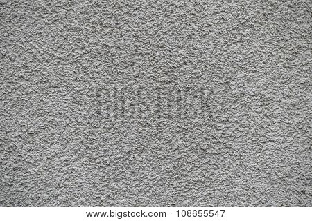 Grey Revetment Wall Putty Macro Texture Background