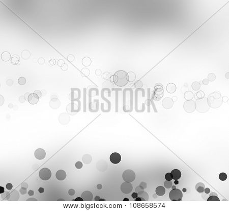 Grey abstract Christmas background