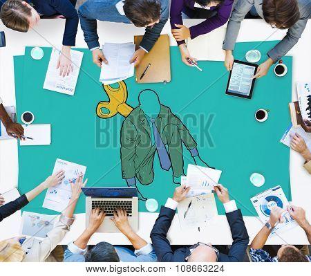 Start up Business Activation Challenge Wind up Concept