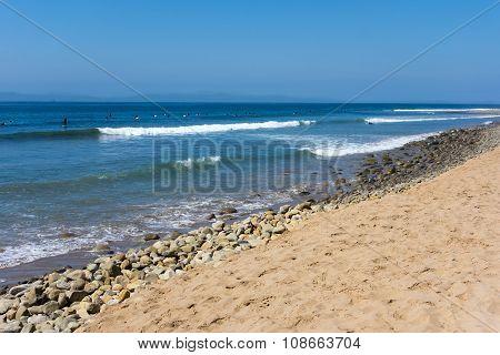 Awaiting Big Wave