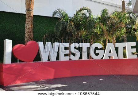 Westgate Las Vegas Resort & Casino in Las Vegas, Nevada