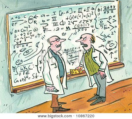 Science, mathematics