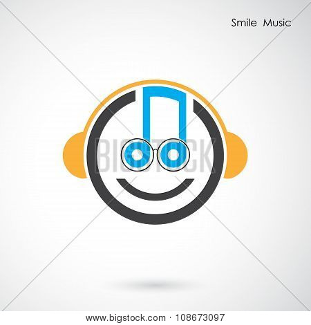 Creative Abstract Musical Design Vector Logo Design Template,clean And Modern Pattern.
