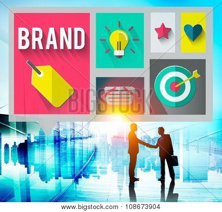 Brand Branding Marketing Ideas Creative Concept