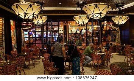 Cafe at the Wynn Las Vegas and Encore in Las Vegas