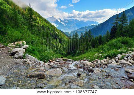 European mountains