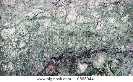 Texture Of Natural Marble Slab Macro