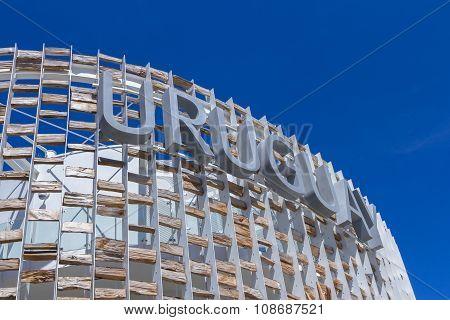 Pavilion Uruguay Expo