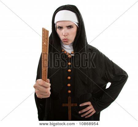 The Angry Nun