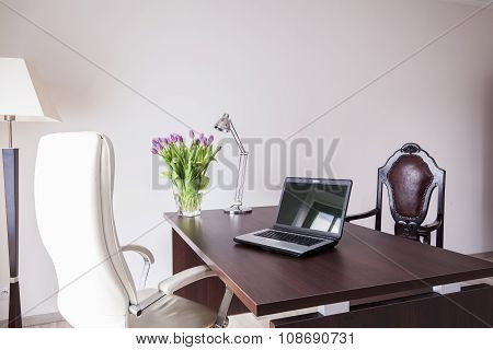 Modern And Elegant Office