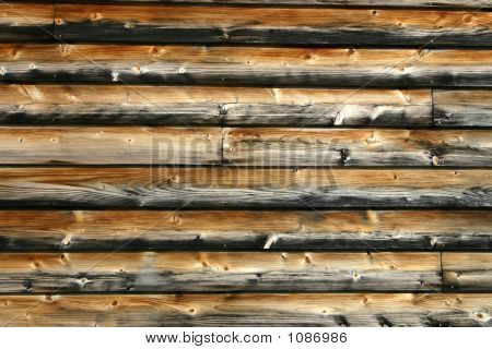 Cedar Plank Siding - Background