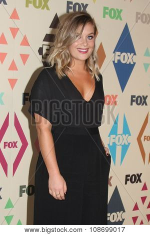 LOS ANGELES - AUG 6:  Rachel Keller at the FOX TCA Summer 2015 All-Star Party at the Soho House on August 6, 2015 in West Hollywood, CA