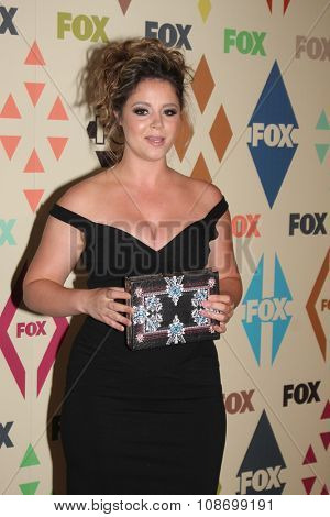 LOS ANGELES - AUG 6:  Kether Donohue at the FOX TCA Summer 2015 All-Star Party at the Soho House on August 6, 2015 in West Hollywood, CA