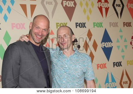 LOS ANGELES - AUG 6:  Corey Stoll at the FOX TCA Summer 2015 All-Star Party at the Soho House on August 6, 2015 in West Hollywood, CA